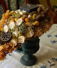 Dried Flower Arrangements Using Dry Plants In Flower Arrangements Using Dry Plants In