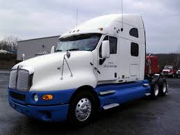 kenworth truck cab 2009 kenworth t2000 tandem axle sleeper cab tractor for sale by