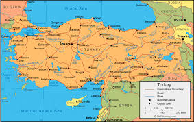 ankara on world map turkey map and satellite image