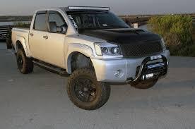 nissan titan air intake truckin readers rides 1999 ford ranger and 2006 nissan titan