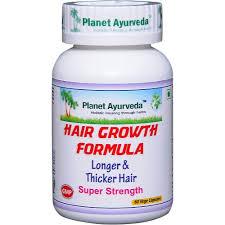 buy planet ayurveda u0027s hair growth formula capsules 60 online