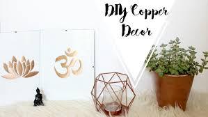 copper room decor diy copper room decor best solutions of copper decor