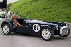 vintage cars 1960s limited edition caterham seven supersprint will bring out the