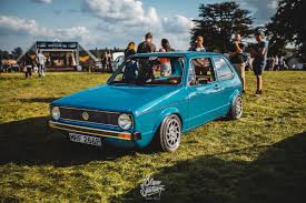 volkswagen golf mk1 modified mk1 golf slam sanctuary