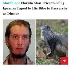 Florida Man Meme - thunder dungeon the adventures of florida man the hero
