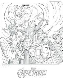 Coloriage Avengers Thejqueryinfo Coloriage Avengers Download By