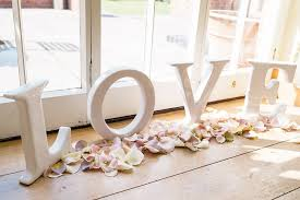 Decorating Wooden Letters Online Shop Free Shipping Love Wooden Letters Wedding Initial