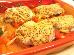 cuisiner le lieu noir lieu noir à la sauce moutarde et aux poivrons diet délices