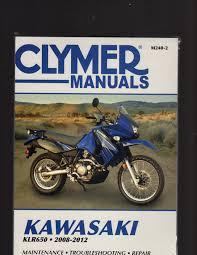 kawasaki klr 2008 2012 maintenance troubleshooting u0026 repair