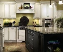 Enchanting 20 Black White And by Black And White Distressed Kitchen Cabinets Beauty Distressed