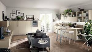kitchen and lounge design combined elegant kitchen and living room combined designs with grey sofa