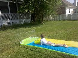 slip u0026 slide reviews a fun summer outdoor activity for kids the