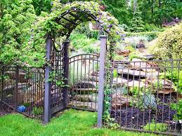 Arbors And Trellises Beautiful Arbors And Pergolas Salem Fence Baldwin Place Ny