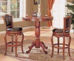 Kitchen Bar Table Sets by Cherry Wood Pub Table Foter