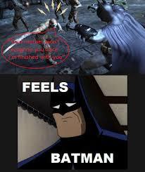 Justice Meme - batman feels mannn comment favorite part of dawn of justice