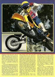 1987 suzuki rm250 road test u2014 ye olde cycle shoppe
