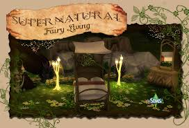 my sims 4 blog ts3 supernatural fairy bedroom living and dining