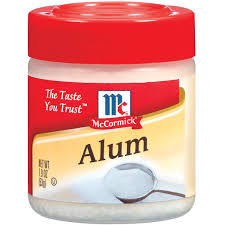 alum where to buy mccormick alum granules 1 9 oz walmart