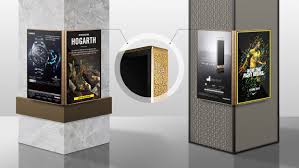 commercial display qeos