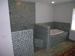 bathroom cool ideas for bathroom decoration using dark grey tile