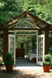 she sheds are the new man caves and here u0027s how to make one man