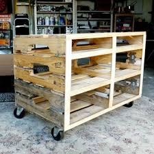 Wooden Storage Shelves Designs by Best 25 Pallet Shelving Ideas On Pinterest Pallet Shelves
