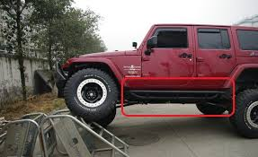 jeep wrangler side steps for sale compare prices on 2012 wrangler rubicon shopping buy low