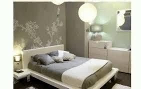 chambre a coucher noir et gris peinture modele deco complete sans excellent ans interieure