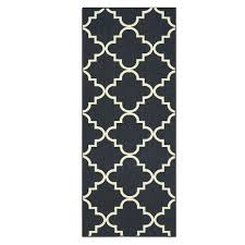 Mohawk Runner Rug Mohawk Home Fancy Trellis Navy 2 Ft X 8 Ft Runner 513122 The