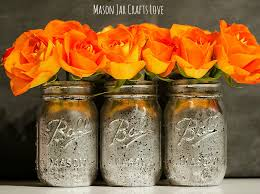 How To Spray Metallic Paint - mercury glass how to mason jar crafts love