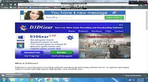 how to download d3d gear screenrecorder for pc hd youtube