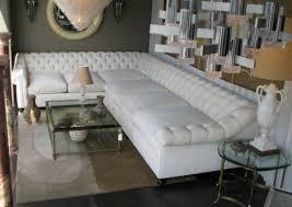 Leather Tufted Sectional Sofa Sofa Tufted Sofa Sectional Trendy Tufted Back Sectional Sofa