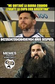 Memes De Messi - messi se va de argentina pero no puede escapar de los memes el