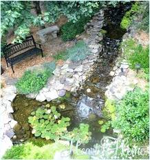 Small Water Ponds Backyard Backyard Ponds And Waterfalls U2013 Mobiledave Me