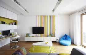 living room picturesque house decorating ideas cheap modern living room picturesque house decorating ideas cheap modern living room layout combined white triangle table in yellow polka dot carpet floating white