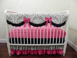 126 best baby bumperless crib bedding images on pinterest