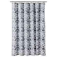 Target Gray Shower Curtain Target Shower Curtains Interior Design