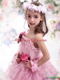 Flower Girls Dresses For Less - latest new stylish popular flower dresses for less