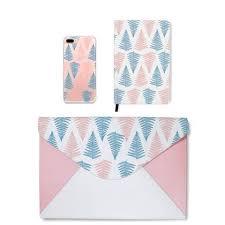 giraffe pattern notebook giraffe pattern matching set notebook envelope clutch and phonecase