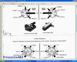 4 way trailer wiring diagram chevy trailer download free