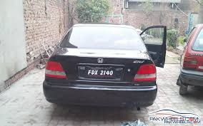 honda city car average honda city 2000 model in excellent condition for sale cars
