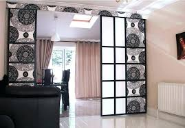 room divider curtains room divider curtains a modern looks braid