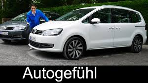 volkswagen volkswagen new volkswagen vw sharan facelift full review test driven 2016