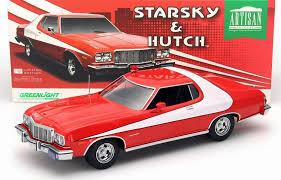 Starsky And Hutch Movie Car Figurines U003e Cars U003e Movies U003e 1976 Ford Gran Torino Starsky And