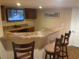 Pictures Of Finished Basements With Bars by 89 Best Basement Bar Ideas Images On Pinterest Basement Bars