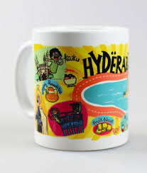Buy Coffee Mugs Online India by Chumbak Hyderabad Coffee Mug Buy Online At Best Price In India