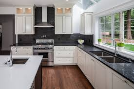 Kitchen Craft Cabinetry Vancouver Traditional Kitchen - Kitchen craft kitchen cabinets