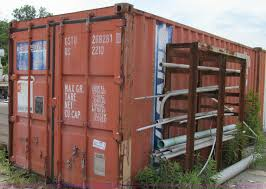 genstar shipping container item e3995 sold june 27 cons