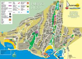 Map Puerto Rico Puerto Rico De Gran Canaria Hotel Map