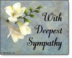 sympathy ecards the deepest sympathy free sympathy ecard